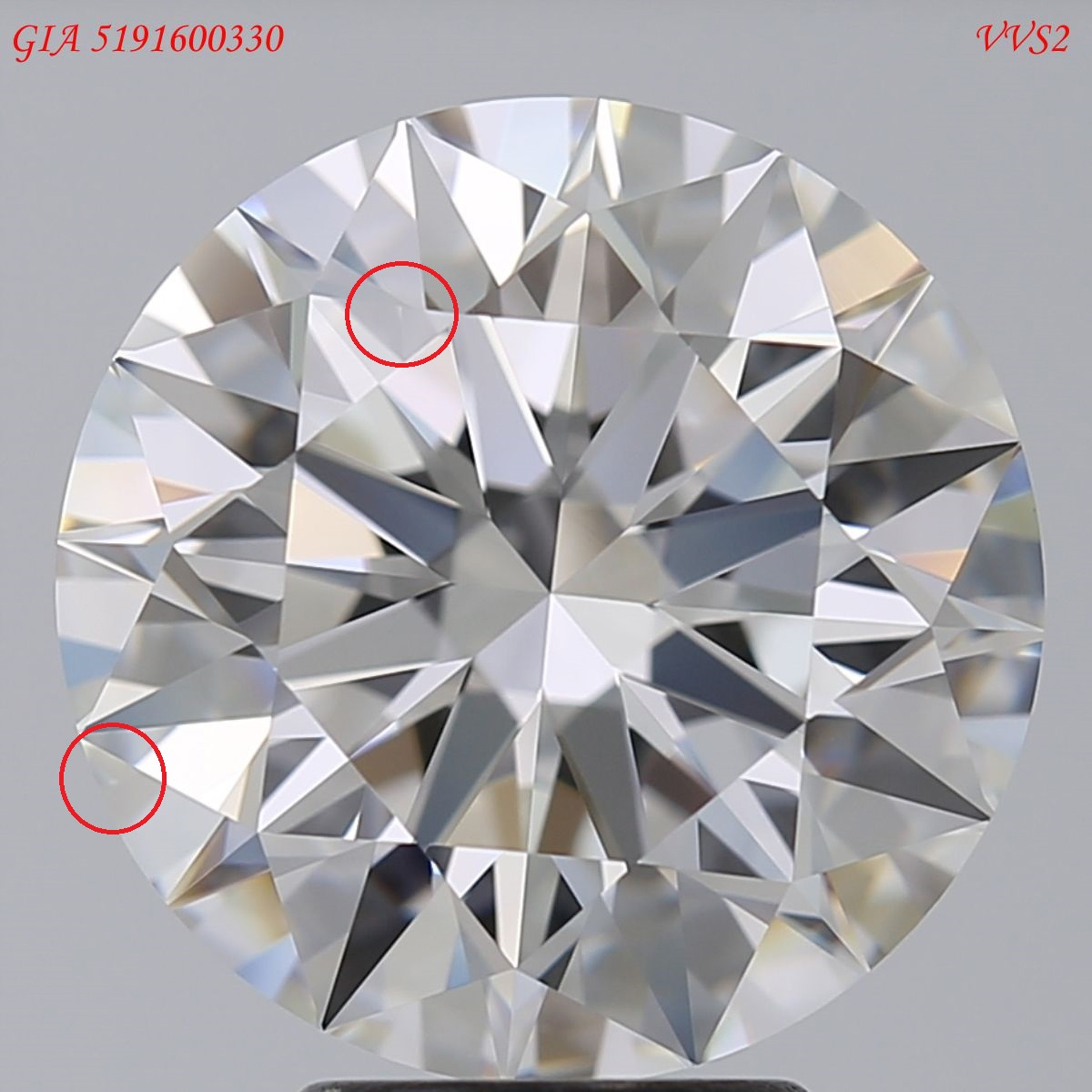 diamond VVS2